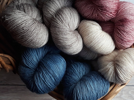 Meet the Indie Yarn Dyers with Snickerdoodle Knits