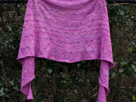 Love Yourself Shawl: Color Inspiration