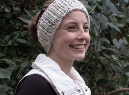 Free Knitting Pattern: Super Simple Ribbed Headband