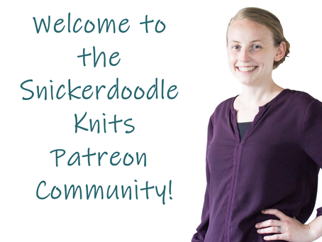 Special Membership Announcement, PLUS Get a Free Pattern of Your Choice!