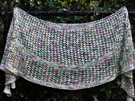 Hope Shawl: Color Inspiration