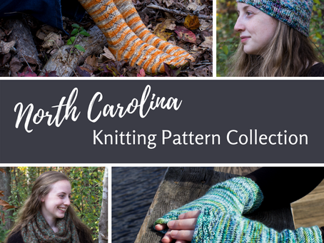 A New Home Collection: North Carolina-Inspired Knitting Patterns