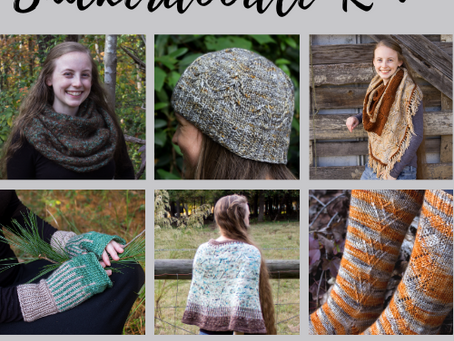 Indie Design Gift-A-Long for Knitting and Crochet Patterns