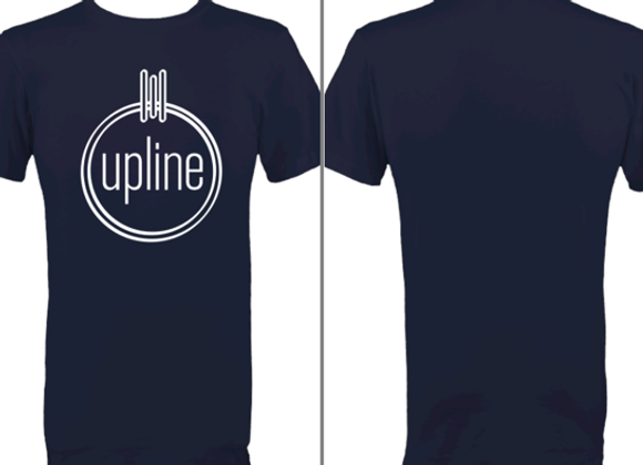 T-shirt with Upline Logo