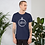 Thumbnail: T-shirt with Upline Logo and Graphic Back