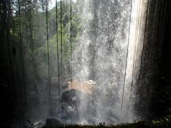 Many waterfalls around Mondulkiri