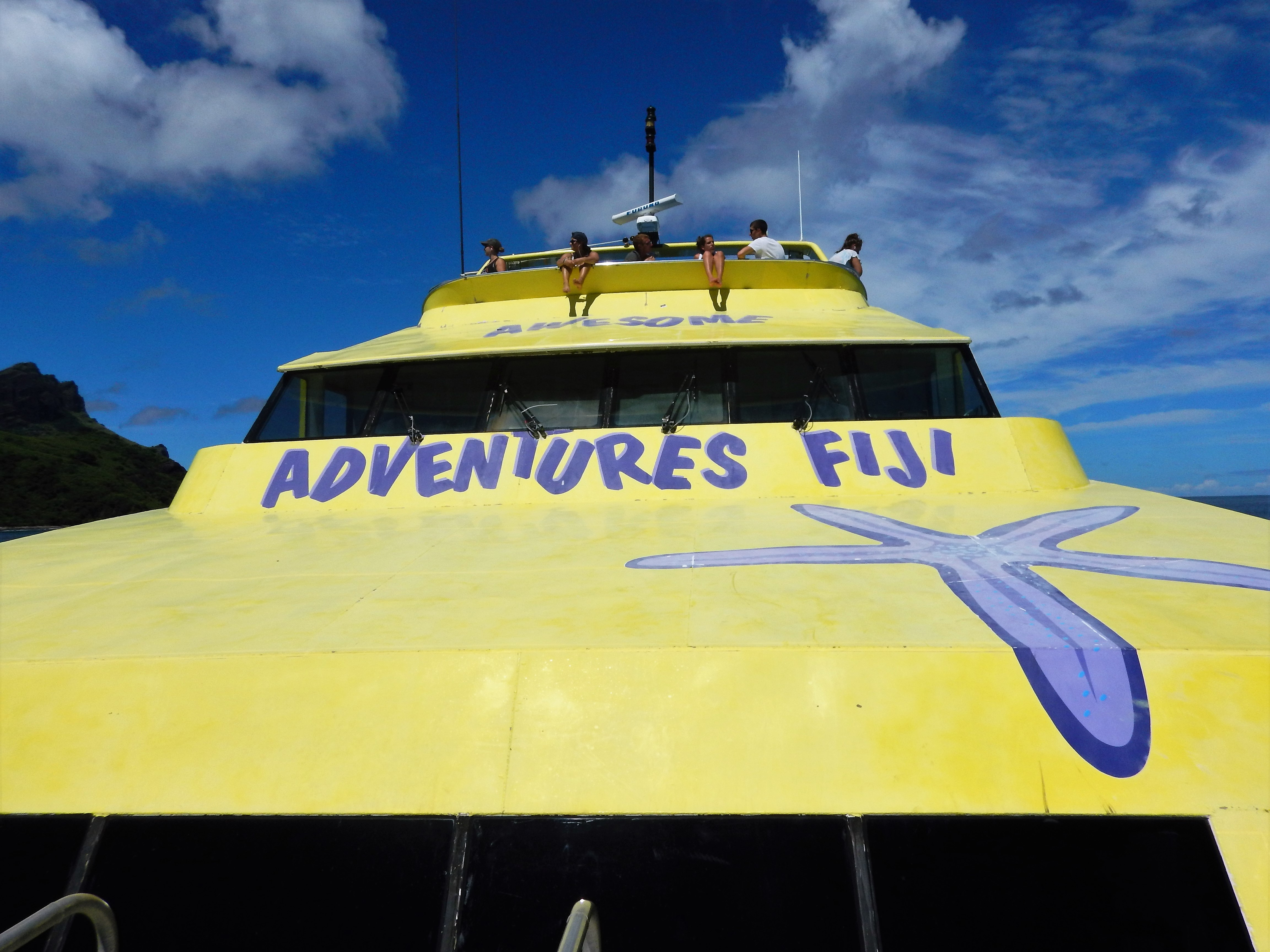 Awesome Adventures vessel