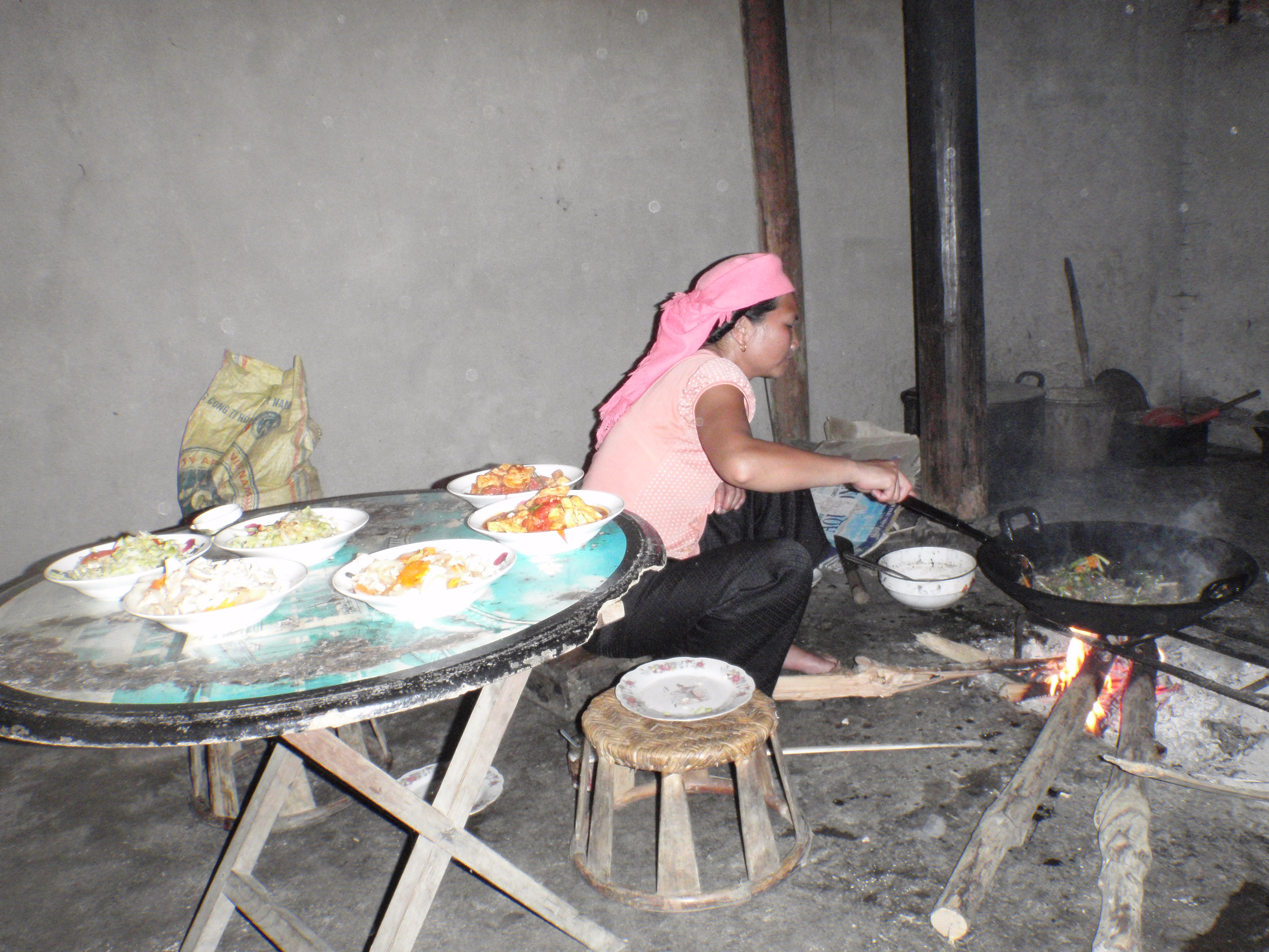 Homestay cooking up a storm