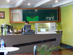 Go to Mint for a coffee
