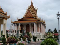 Temples in the city