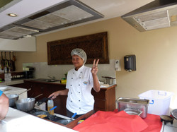 Favourite chef cook to order