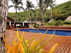 Pool at Octopus Resort