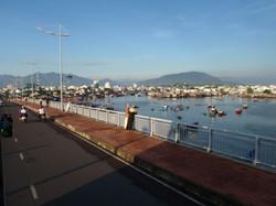 Na Trangs waters edge