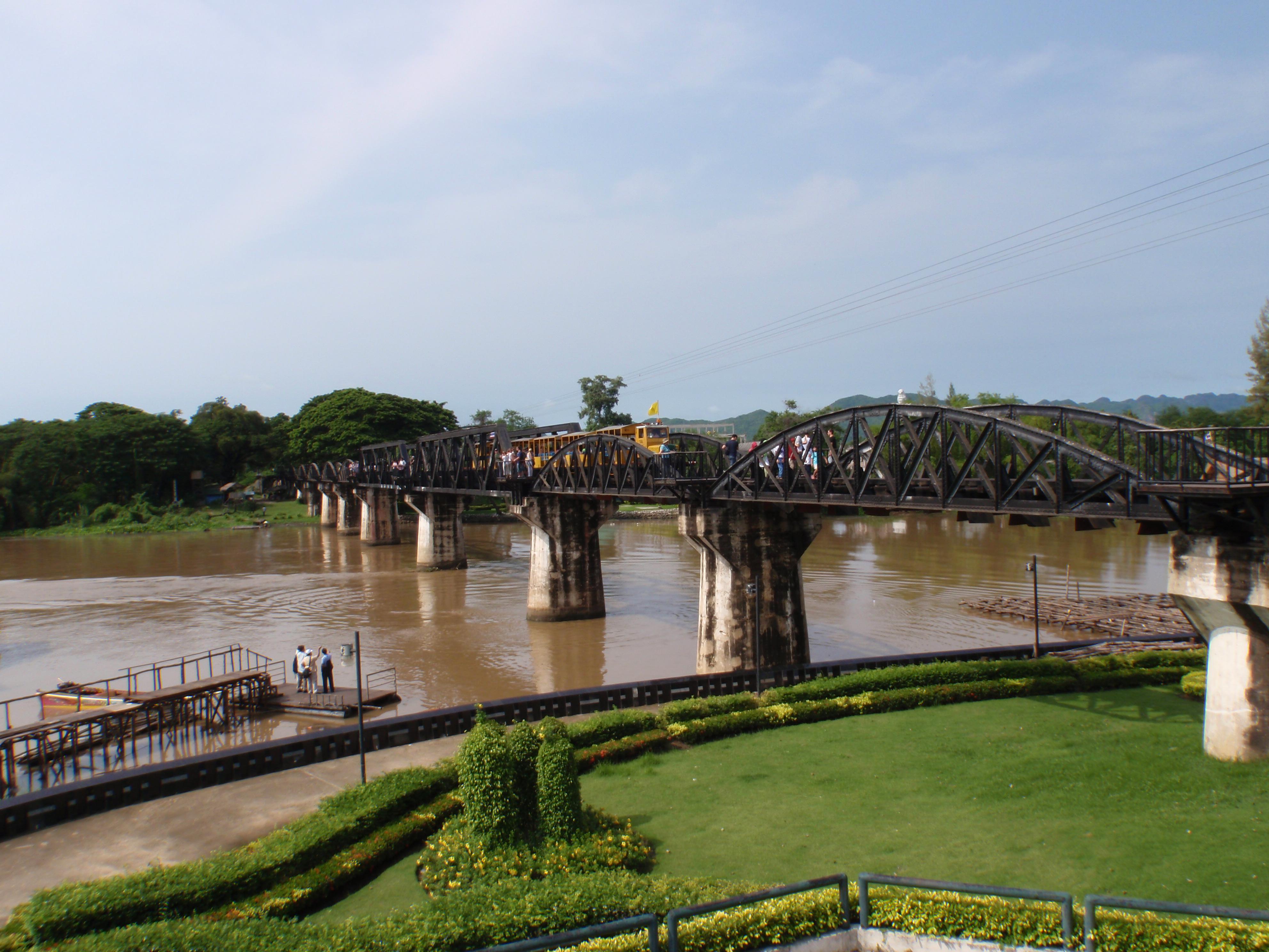 Bridge over the rive Kwai