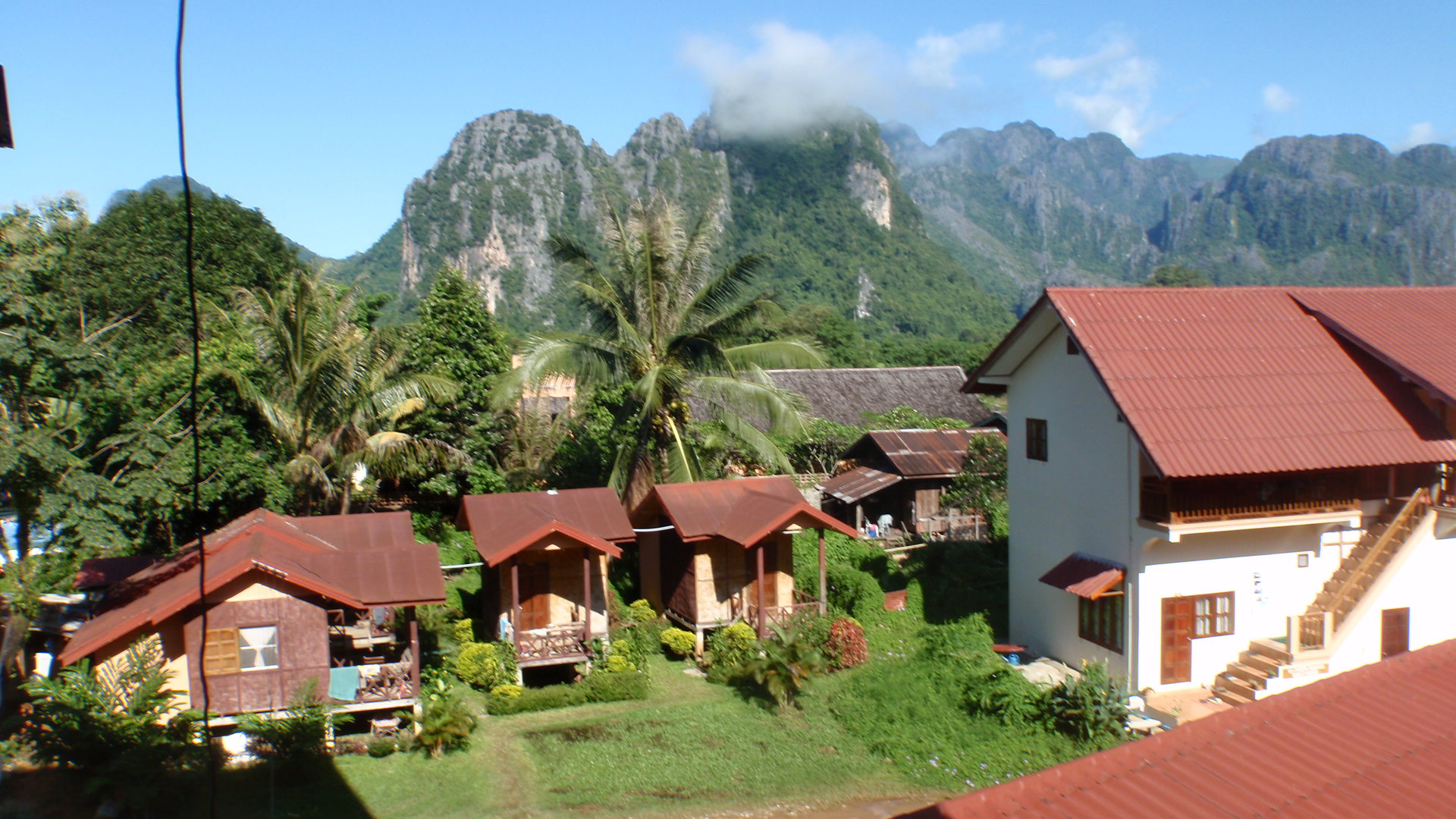 Vang Vieng accommodation