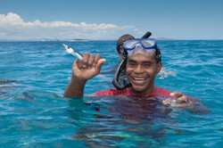Fishing the Fijian way