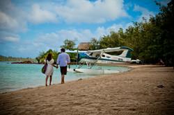 Turtle Airways Seaplane