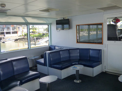 Inside the Captains Lounge