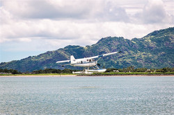 Take off by Seaplane