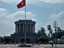 Hanio Ho Chi Minh Mausoleum