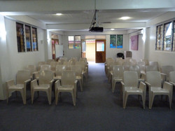 70 seater Movie room or conference?