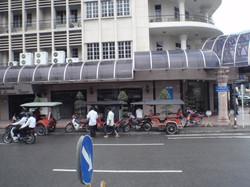 City centre Phnom Penh