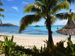 VIew at Blue Lagoon Beach Resort
