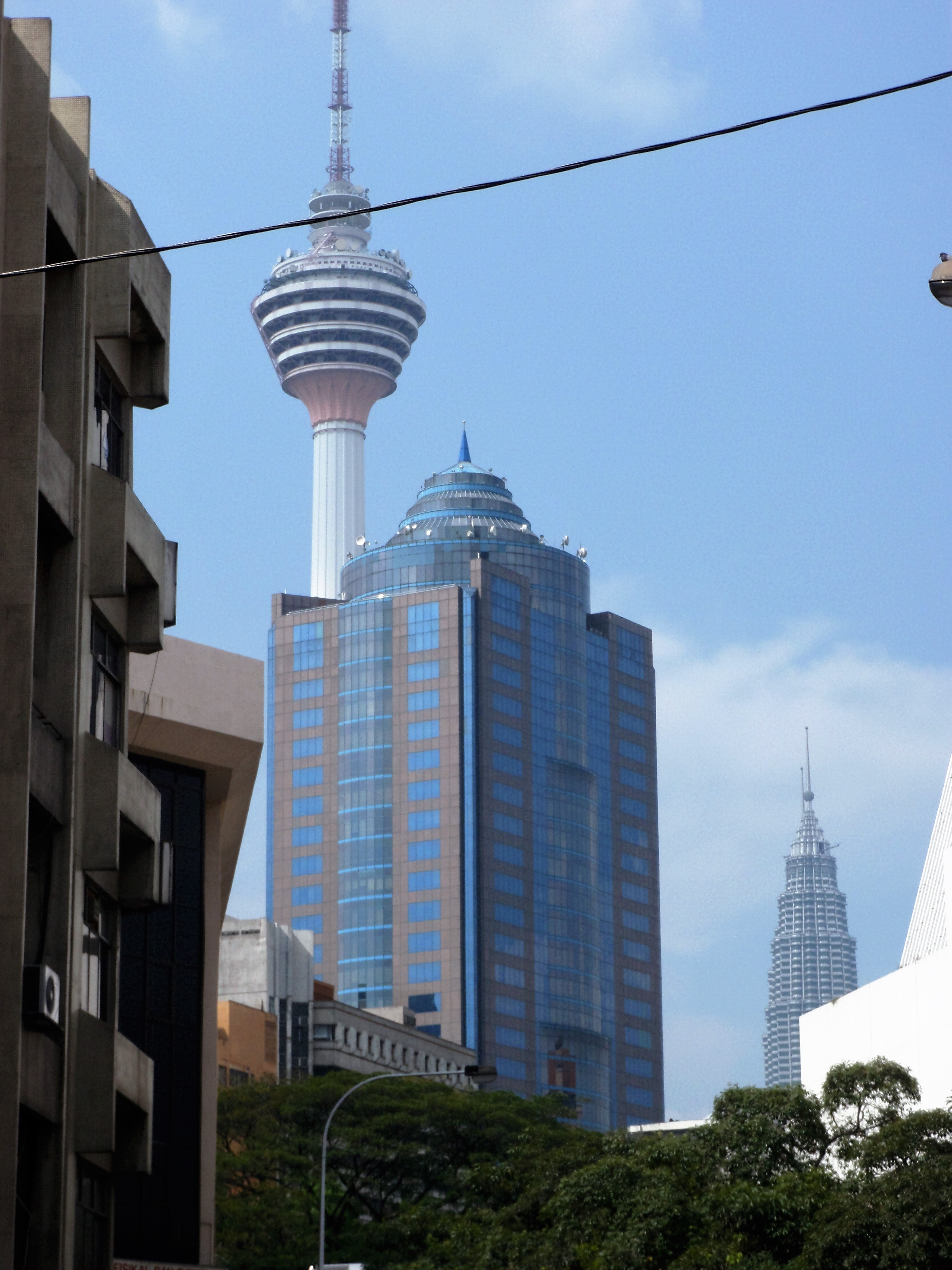 Towers in KL