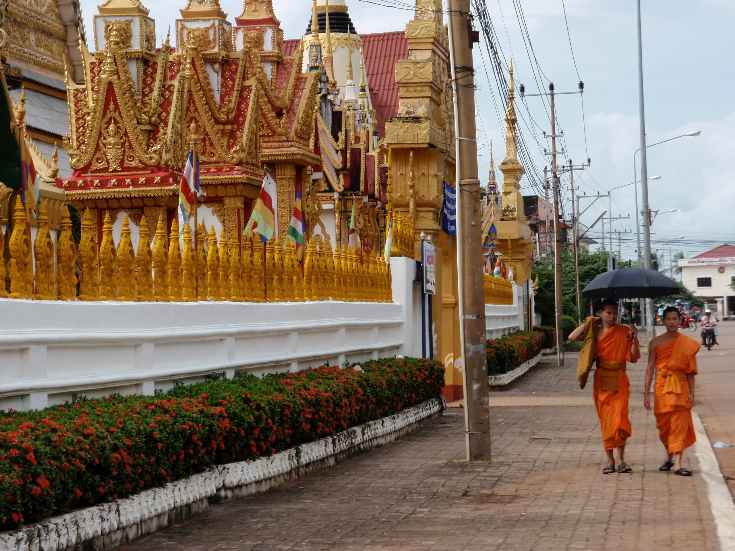 Life around Pakse