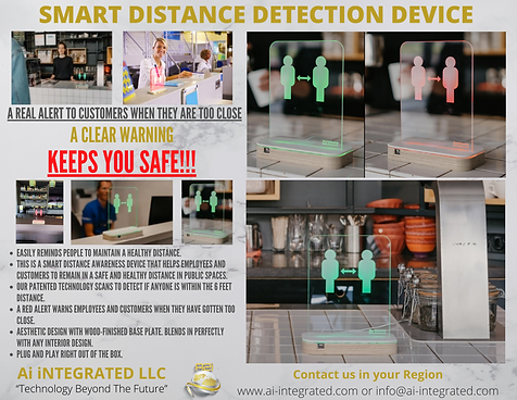 DISTANCE DETECTION DEVICE BROCHURE AMMEN