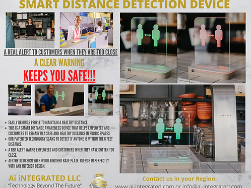 Smart Distance Detection Device