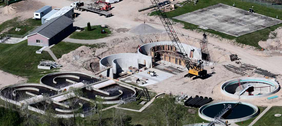 Union Township Waste Water Treatment Plant (WWTP)