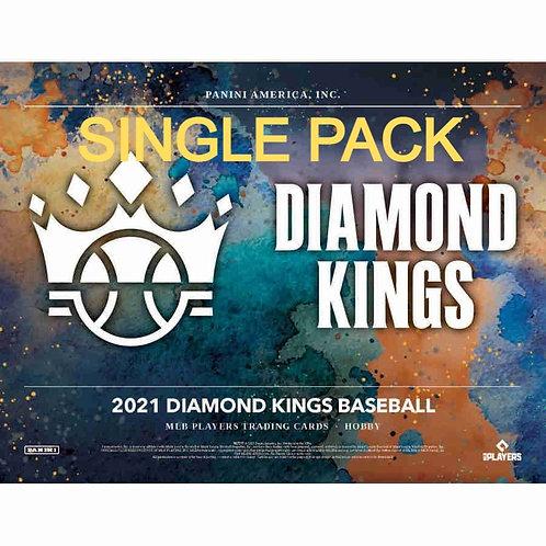 2021 Diamond Kings Baseball Hobby (SINGLE PACK) #2
