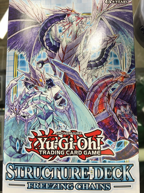 YU-GI-OH CCG: STRUCTURE DECK: FREEZING CHAINS