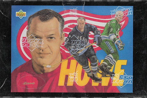 1992-93 Upper Deck NHL-LNH High Series (Gordie Howe box)