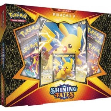 Pokemon TCG: Shining Fates Collection--Pikachu V