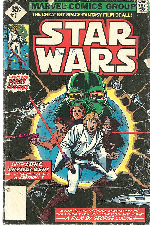 Star Wars 1977 Vol 1 /Poor