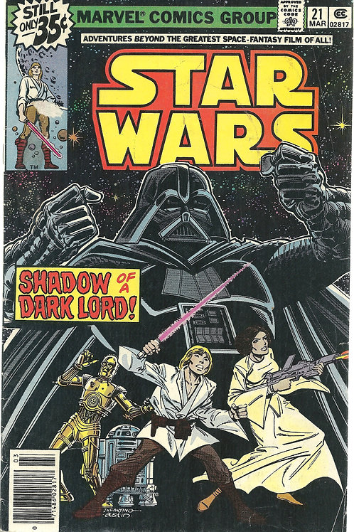 Star Wars (Shadow of a Dark Lord) #21 MAR