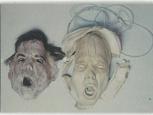 1996 X-Files Season Three #55 Alien Ooze Appliance