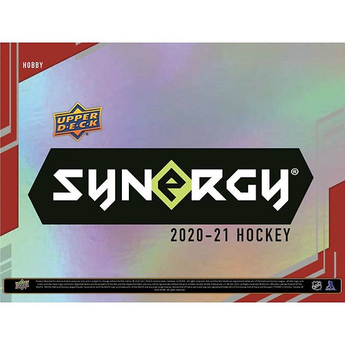 2020-21 Upper Deck Synergy 5-Box Break 10-spots 3-random teams #11 (NYR random)