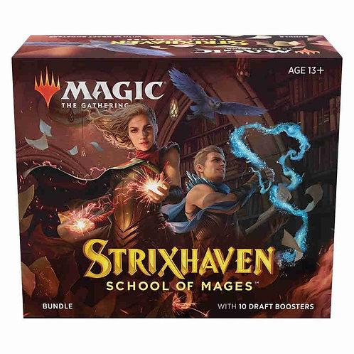MAGIC THE GATHERING: STRIXHAVEN BUNDLE