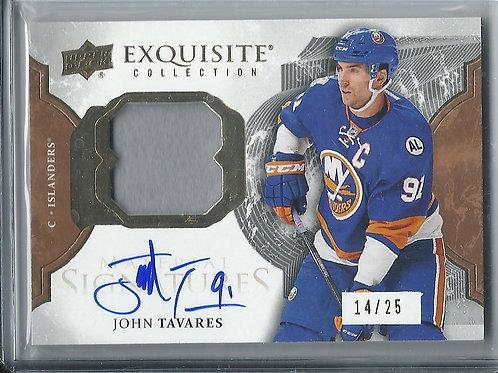 John Tavares 14/25