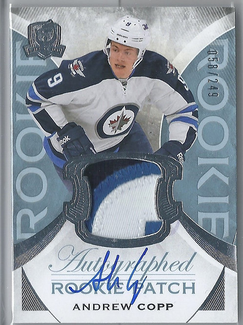 Andrew Copp 2015-16 The Cup #119, JSY, AU, RC, 058/249
