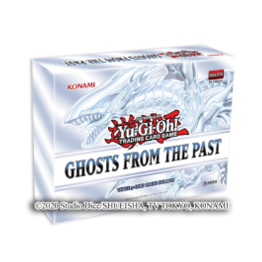 Yu-Gi-Oh! Ghosts from the Past Single MINI Box