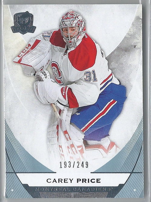 Price, Carey 2015-16 The Cup #49 - 193/249