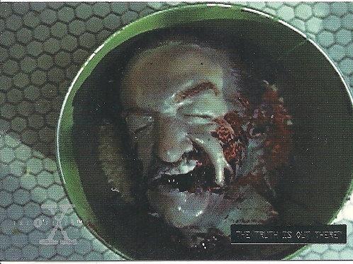 1996 X-Files Season Three #38 Reincarnated For Revenge