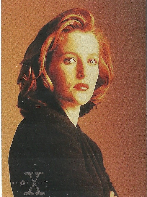1996 X-Files Season Three #4 Dana Scully