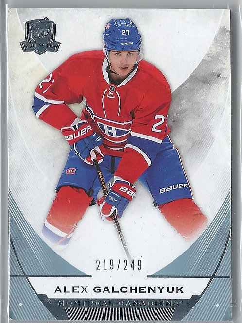 Alex Galchenyuk 2015-16 The Cup #47 - 219/249