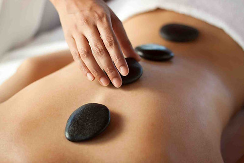 Massage and Hot Stone Therapy