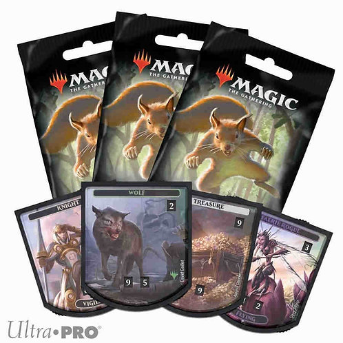 ULTRA PRO: MAGIC THE GATHERING RELIC TOKENS RELENTLESS COLLECTION